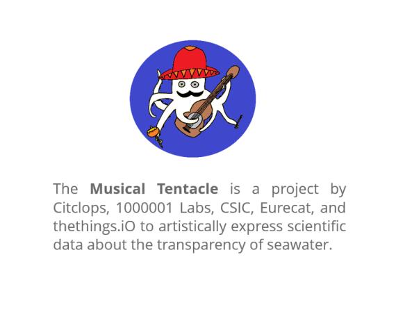 Musical Tentacle