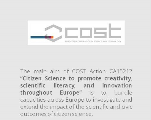 Citizen Science to promote creativity, scientific literacy, and innovation throughout Europe